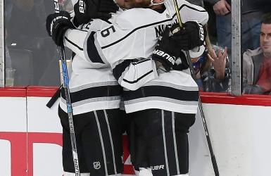 LNH : les Kings gagnent de précieux points