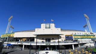 Oakland–Alameda County Coliseum
