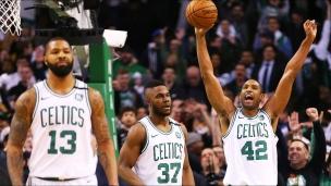 Thunder 99 - Celtics 100