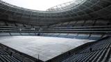 Le stade de Samara