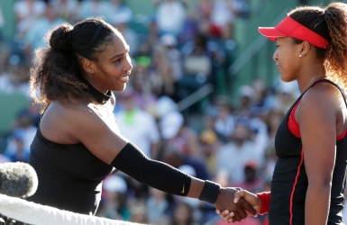 Serena Williams est battue d'entrée à Miami
