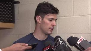 « Crosby est très impressionant! »