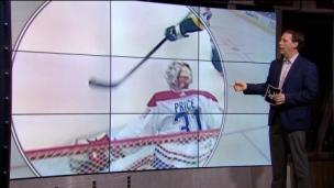 Mur vidéo : le magnifique but de Sidney Crosby