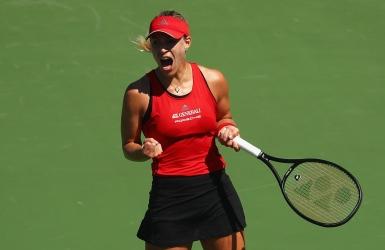 WTA : Kerber poursuit sur la lancée à Miami