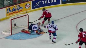 Quel est le plus beau but? Celui que Crosby ou celui de Tavares.