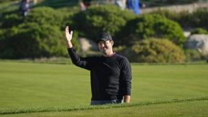 Tony Romo fait ses débuts dans la PGA