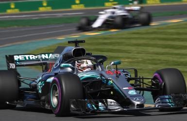 GP d'Australie : Mercedes impose le rythme