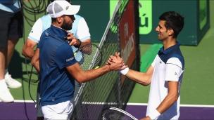 Novak Djokovic éliminé au 2e tour
