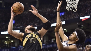 Nets 112 - Raptors 116