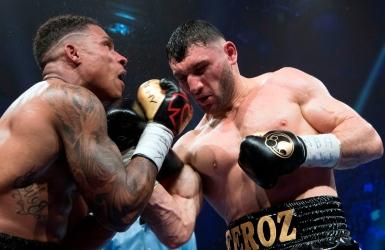 Boxe : Goulamirian trop « Feroz » pour Mehry
