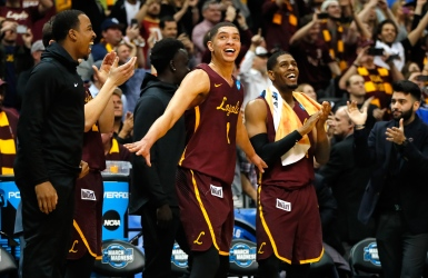 Loyola Chicago s'invite dans le Final Four