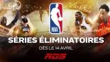 Les séries éliminatoires de la NBA à RDS