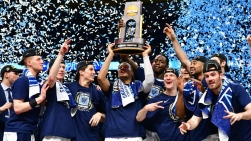 Les Wildcats de Villanova, champions du March Madness 2018