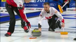 Norvège 2 - Canada 8