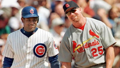 Sammy Sosa et Mark McGwire