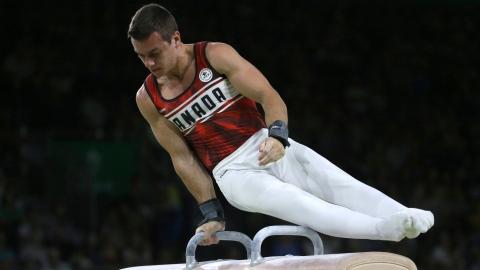 Gymnastique : Cournoyer sera à Tokyo
