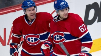Hurricanes 1 - Canadiens 4