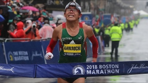 Kawauchi remporte le Marathon de Boston