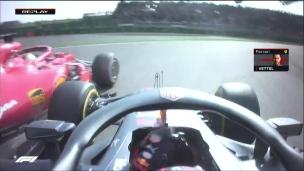 Collision de la semaine : Vettel et Verstappen
