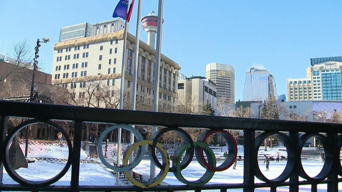 L'aventure olympique de Calgary se poursuit
