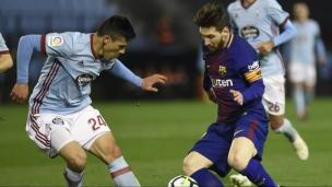 Celta Vigo 2 - FC Barcelone 2