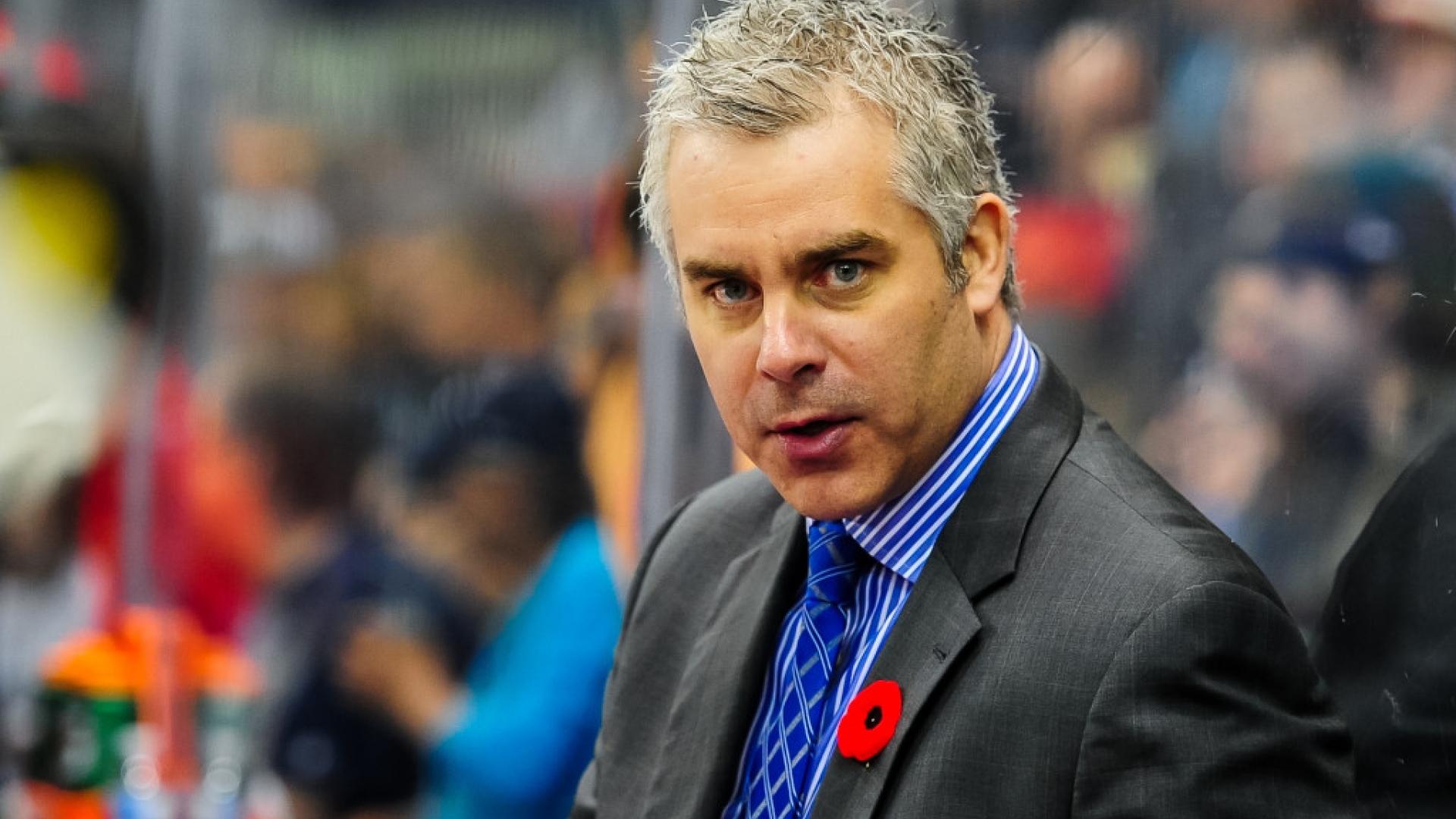 Dominique Ducharme est l'actuel entraineur-chef des Voltigeurs de Drummondville, mais il est possible qu'il se retrouve sous d'autres cieux l'an prochain
