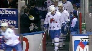 Coupe Stanley 1993 : revivez le 1er match de la série face aux Nordiques