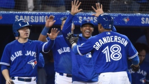 Royals 5 - Blue Jays 15