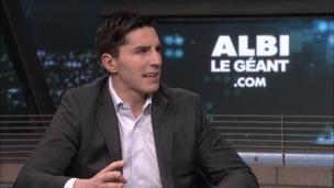 Alex Burrows revient sur la saison difficile