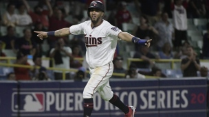 Indians 1 - Twins 2 (16 manches)