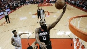 Timberwolves 82 - Rockets 102