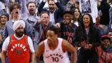 La ville de Toronto vibre au rythme des Raptors