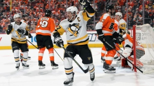 Top-5: Buts de Sidney Crosby en séries