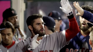 Red Sox 9 - Angels 0