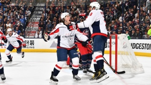 Capitals 4 - Blue Jackets 1