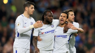 Burnley 1 - Chelsea 2