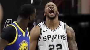 Les moments forts des séries NBA