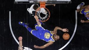 Warriors 110 - Spurs 97
