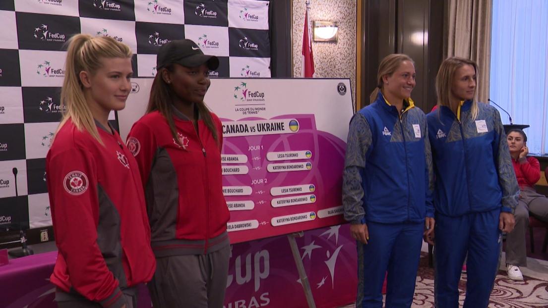 Andreescu devrait pouvoir jouer — Fed Cup