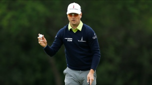 Zach Johnson en tête au Texas