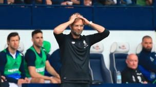 West Bromwich Albion 2 - Liverpool 2
