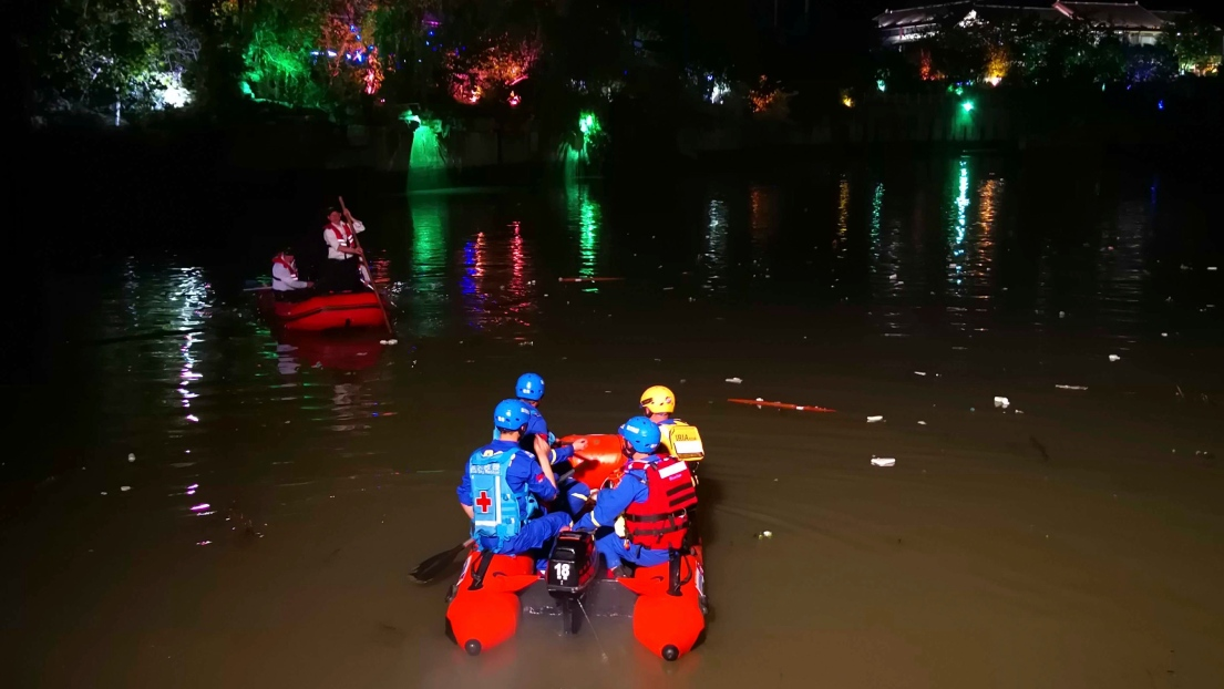 Chine : 17 morts dans un accident de bateaux-dragons