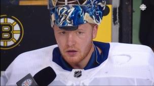 Échos de vestiaire Leafs-Bruins