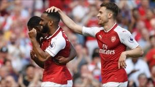 Arsenal 4 - West Ham 1