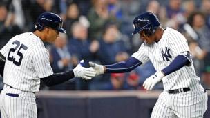 Twins 1 - Yankees 14