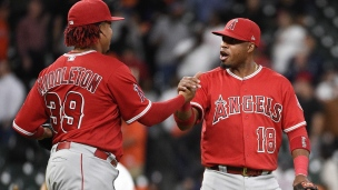 Angels 2 - Astros 0