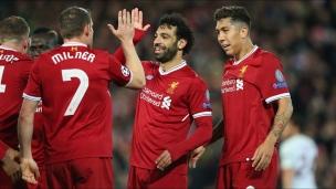 Liverpool 5 - AS Roma 2