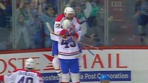 Coupe Stanley 1993 : revivez le 4e match de la série face aux Nordiques