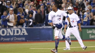Red Sox 3 - Blue Jays 4 (10 manches)