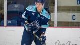 Acquis des Rangers de Montréal-Est durant la saison, Dany Coulombe a apporté beaucoup de rapidité au Blizzard.